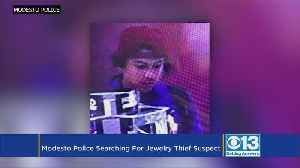 Modesto Police Looking For Suspect Who Stole Ring From Fred Meyer's Jewelry [Video]