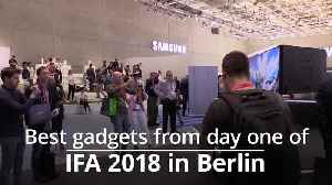 Best gadgets from day one of IFA 2018 in Berlin [Video]