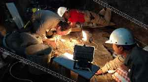 Mexico's Nw Airport Struggles with Archeological Site [Video]