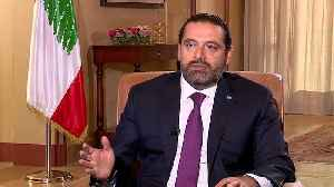 Exclusive: Lebanese PM Hariri addresses resignation, Syria, and relationship with Hezbollah [Video]
