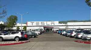 Tesla Shares Fall, Amazon Now Most Shorted U.S. Stock [Video]