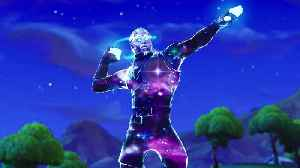 Fortnite Galaxy Skin: First Look and gameplay [Video]