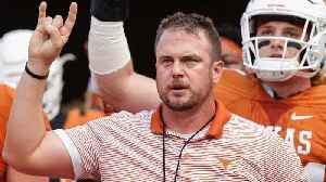Tom Herman Says He'll Talk to NCAA if Asked About Strip Club Visit With Zach Smith [Video]