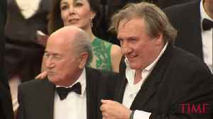 French Prosecutors Are Investigating a Rape Allegation Against Actor Gérard Depardieu [Video]