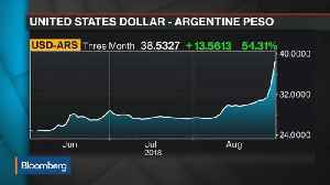 Currency Crisis Turns August Ugly for Emerging Markets [Video]