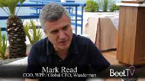 Mark Read Tapped as new WPP CEO, reports [Video]