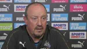 Benitez staunchly defends tactics [Video]