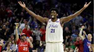 Joel Embiid Learned To Shoot By Searching YouTube For 'White People Shooting 3-Pointers' [Video]