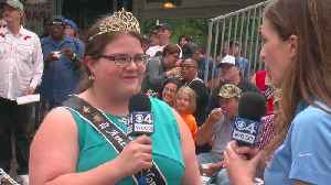 American Honey Queen Shares Importance Of Bees [Video]