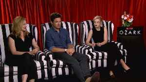 'Ozark' Cast Talk Season 2 [Video]