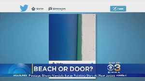 Beach Or Door? Internet Losing Its Mind Once Again Over New Photo [Video]