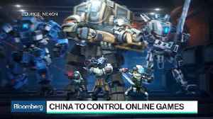 China's Plan to Crack Down on Video-Game Usage [Video]