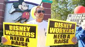 Disney World Reaches Tentative Wage Agreement [Video]