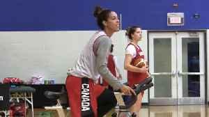 Kia Nurse and 'up tempo' Canada women's team eye World Cup medal [Video]