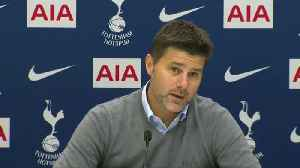 Pochettino hopes Son avoids military service [Video]