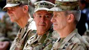 New U.S. general arrives in Afghanistan, with peace still distant [Video]