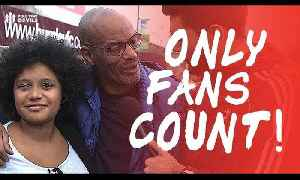 Only Fans Count! Burnley 0 2 Manchester United [Video]
