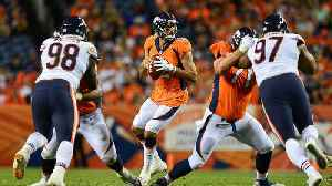 Report: Broncos Cut Former First-Round Pick Paxton Lynch [Video]