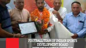 Football Team Of Indian Sports Development Board  Defeats Pakistan, Wins Cup [Video]