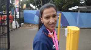 RANI RAMPAL SELECTED AS INDIAN FLAG BEARER FOR THE CLOSING CEREMONY OF ASIAN GAMES [Video]