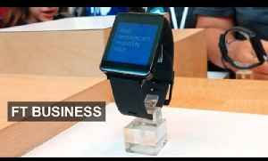 Google hoping to get ahead Apple's iWatch | FT Business [Video]