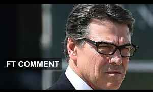 Tarnished Perry a problem for Republicans [Video]