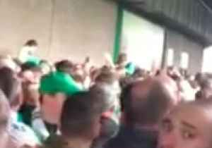 Five Hurt Amid Overcrowding Ahead of Celtic-Rangers Match: Police [Video]