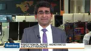 Rupee Is 'Joker in The Pack' for RBI, JPMorgan's Chinoy Says [Video]