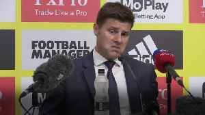 Pochettino demands Spurs show 'more respect' to the opposition [Video]