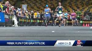 Family of Boston Marathon bombing victim hosts road race [Video]