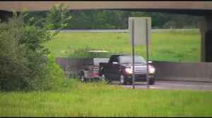 VIDEO: Rough start on the roads for Labor Day weekend [Video]