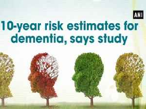10-year risk estimates for dementia, says study [Video]