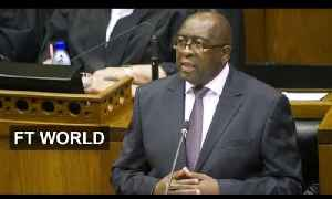 What South Africa minister sacking means | FT World [Video]