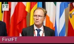 Resignation prompts Brexit fears, Tillerson pay deal | FirstFT [Video]