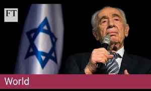 Israel's Shimon Peres dies aged 93 I FT World [Video]