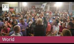 Trump in Puerto Rico defends response to disaster | World [Video]
