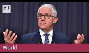 Malcolm Turnbull backtracks on emissions targets [Video]