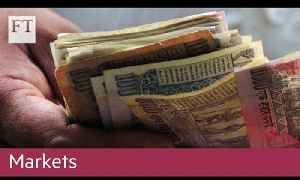 Indian rupee in the doldrums [Video]