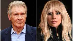 Lady Gaga And Harrison Ford To Receive Artists Inspiration Award [Video]