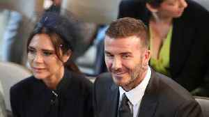 Victoria Beckham Poses With Family For British Vogue Cover [Video]