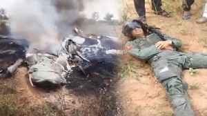 Indian Air Force MiG 27 Crashes near Jodhpur, Pilot Safe | Oneindia News [Video]
