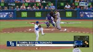 Tampa Bay Rays chase Marcus Stroman in return from disabled list, beat Toronto Blue Jays 7-1 [Video]