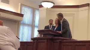 Rape Victim Gives Testimony As Church Leaders Try To Shut Her Down! [Video]