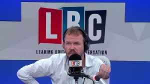 James O'Brien Demands People's Vote If We Leave EU With No Deal [Video]