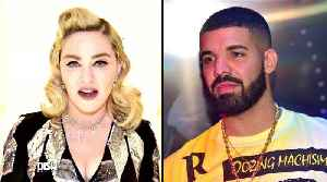 Madonna Sets Her Sights on Drake... Again [Video]