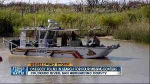 Body of California woman found after boat crash on Colorado River [Video]