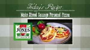 Fresh from the Farm: Cooking with Jones Sausage [Video]