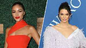 Olivia Culpo Defends Kendall Jenner's Controversial Modeling Comments [Video]