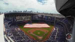 What determines whether Marlins Park roof is open or closed? [Video]