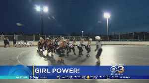 Women's Roller Derby Making A Comeback [Video]